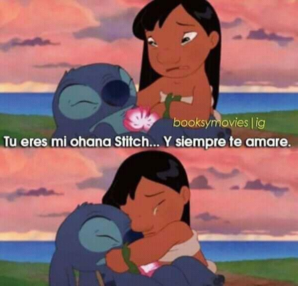Frases Y Memes De Lilo Y Stich Disney En Español Amino