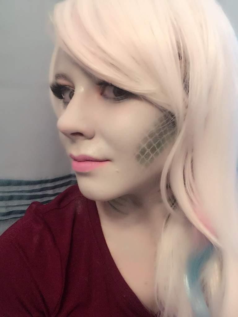 mermaid halloween makeup cosplay amino