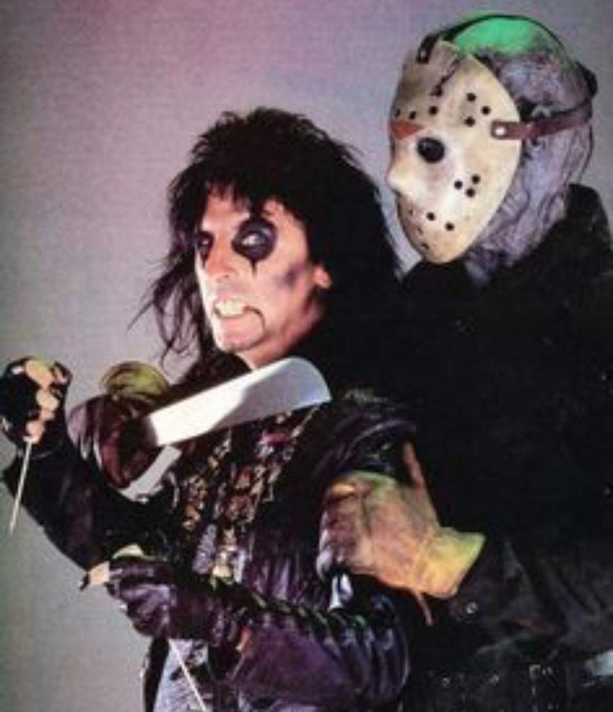 Alice Cooper He S Back Man Behind The Mask The 70s 80s 90s Amino