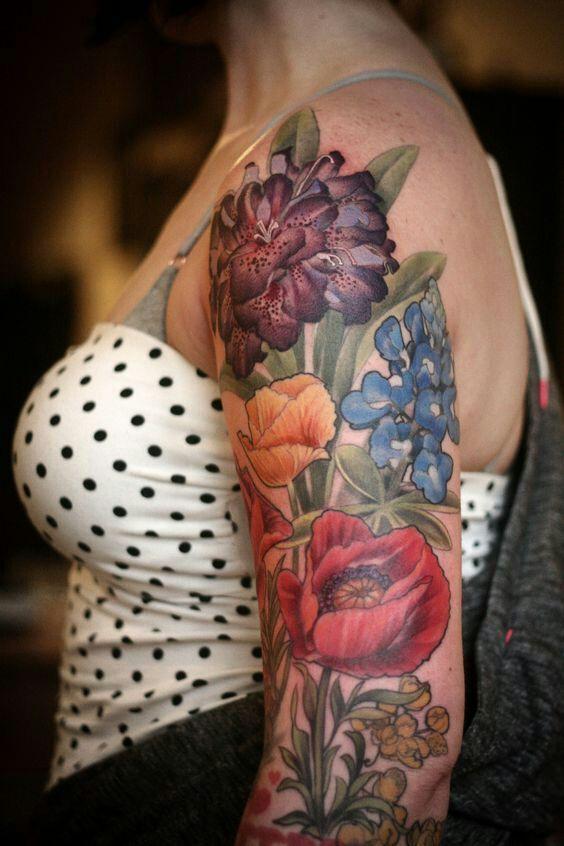 Tatuajes Acorde A Tu Personalidad 56 originales tatuajes en el brazo (parte iii) | love tattoos amino