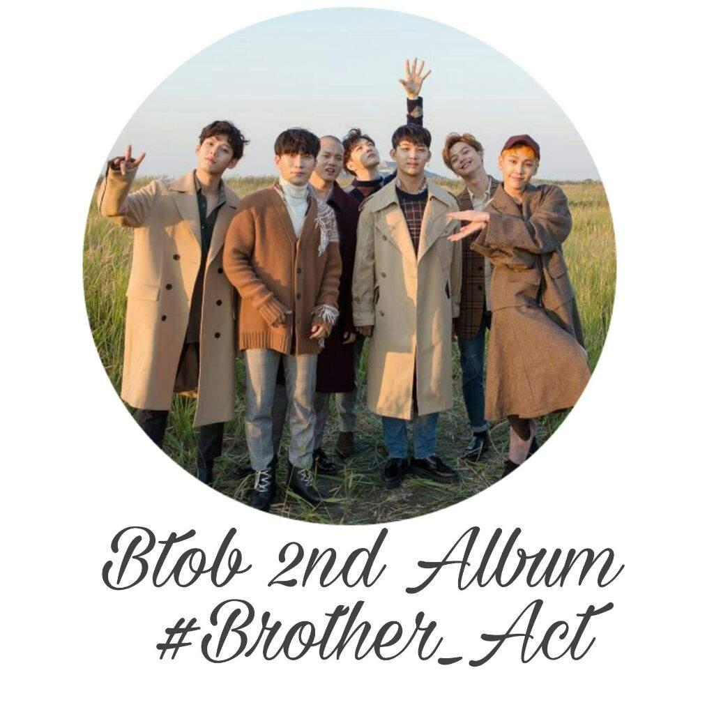 Btob Brother Act