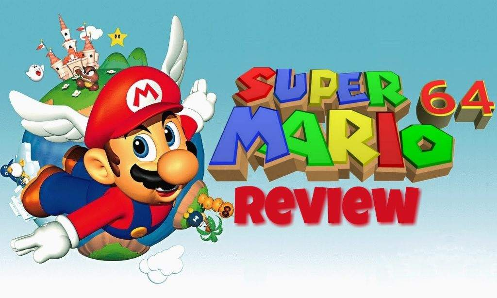 Super Mario 64 Review: A well aged Classic | Nintendo Amino