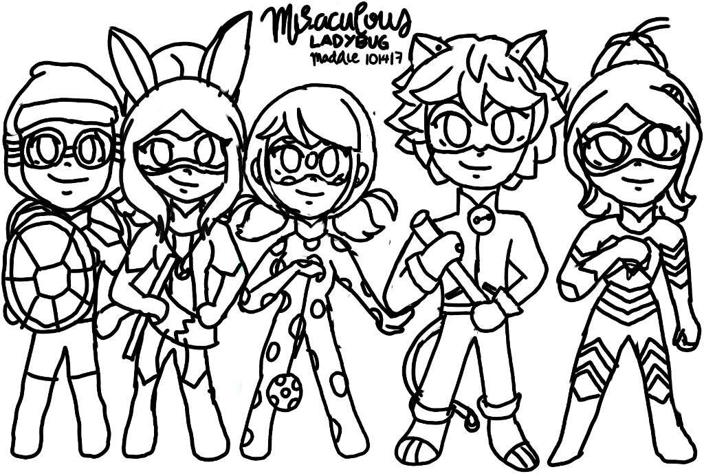 Miraculous Ladybug Coloring Pages Queen Bee - Wallpapers ...