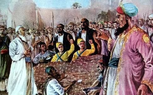 4 Sahibzade Khalsa Warrior Princes | Wiki | Indian Amino