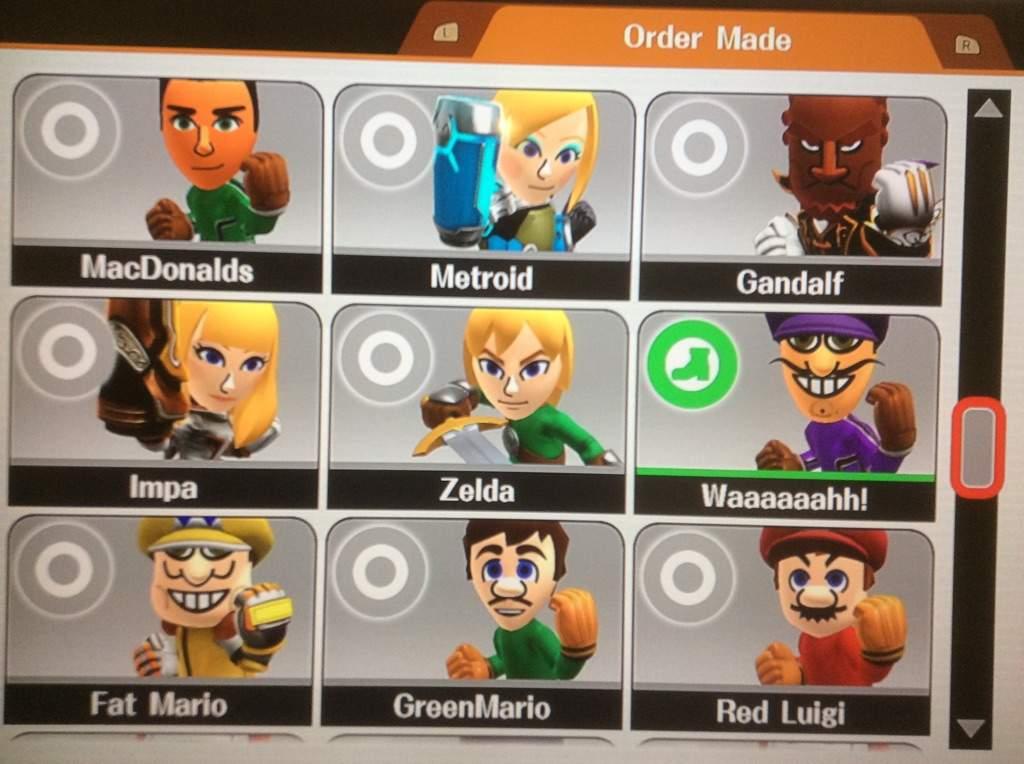 Mii Mania Nintendo Amino