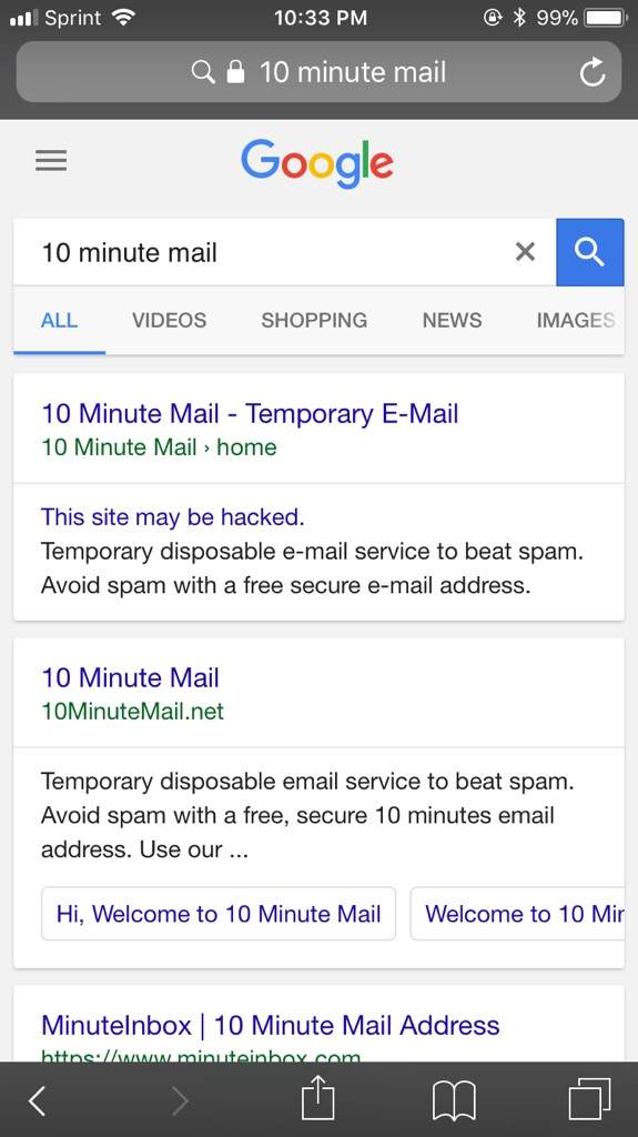 How to Vote on Mwave using a Temporary Email   ARMY's Amino