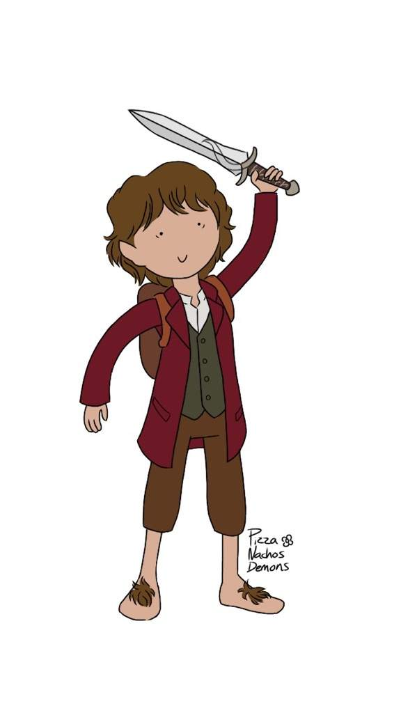 Adventure Time With Bilbo Baggins The Hobbit Adventure