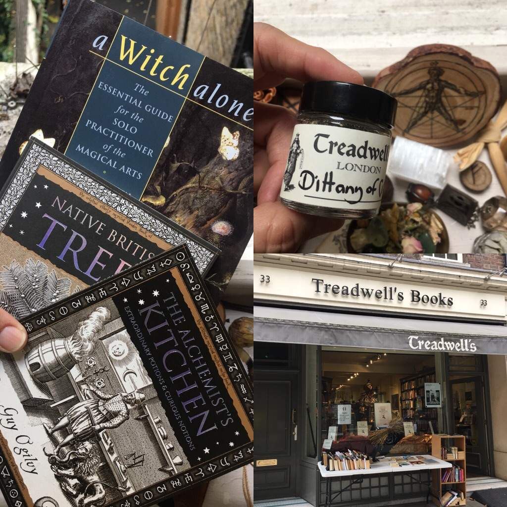 Treadwell's Occult Bookstore | Pagans & Witches Amino