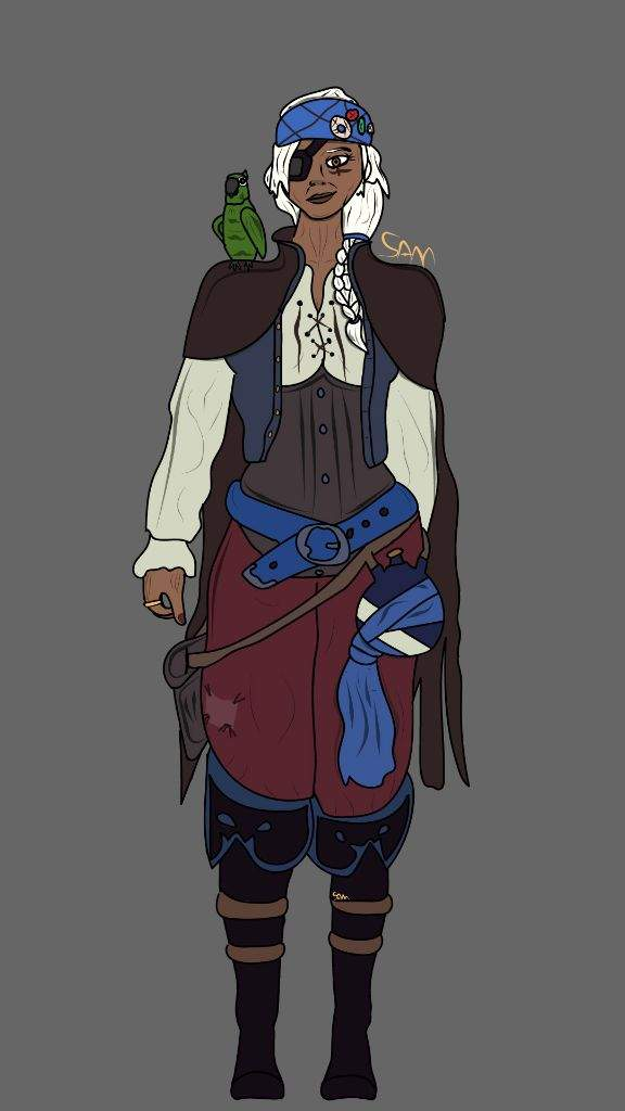 34f634739b1 Corsair Ana Young and Old~ art🍁 | Overwatch Amino