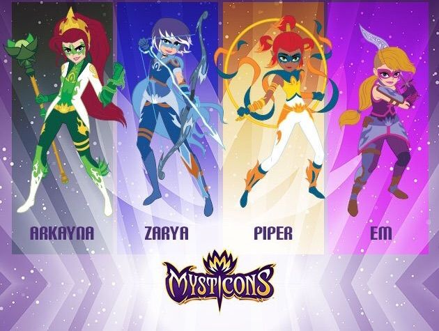 mysticons review amino