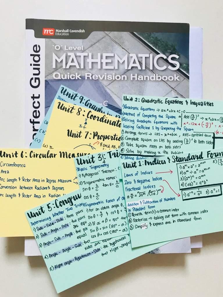 Math Notes Studying Amino Amino