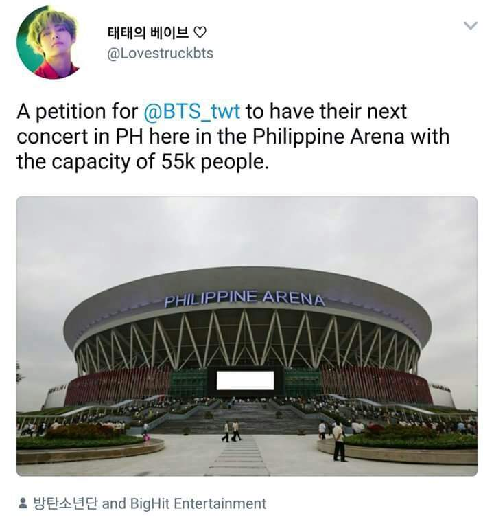 2019 Concert In The Philippines Army S Amino