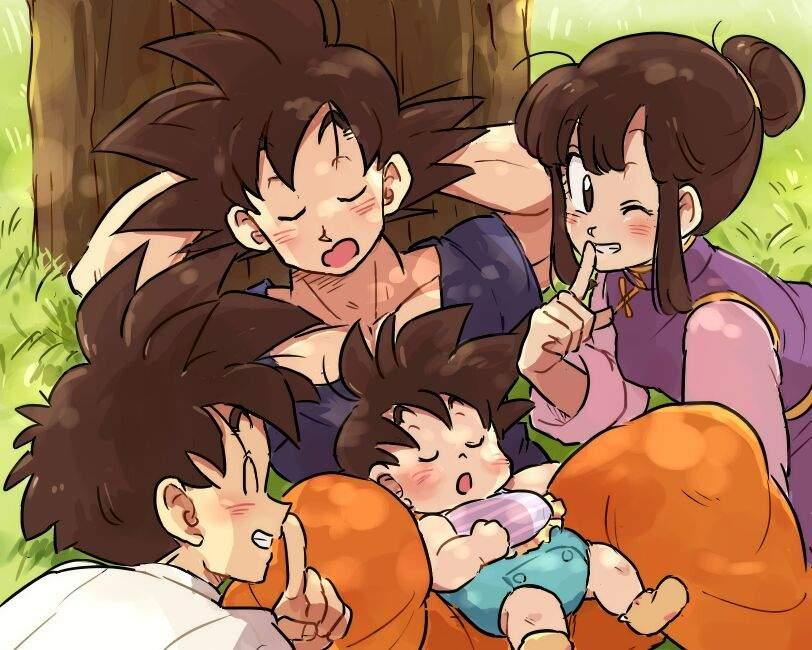 💕•Ships en Dragon Ball•💕 | ⚡ Dragon Ball Super Oficial⚡ Amino