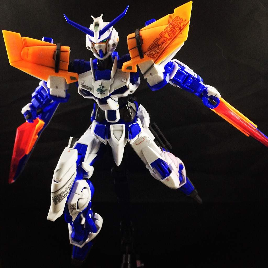 Weekly Reviews Mg Astray Blue Frame Second Revise Gundam Amino Details