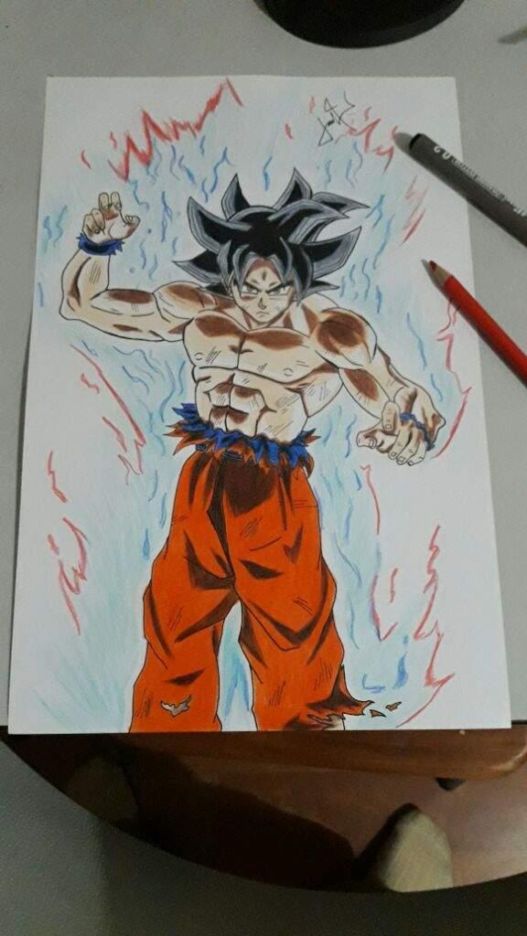 Fan Art Del Migatte No Gokui Proceso Anime Amino