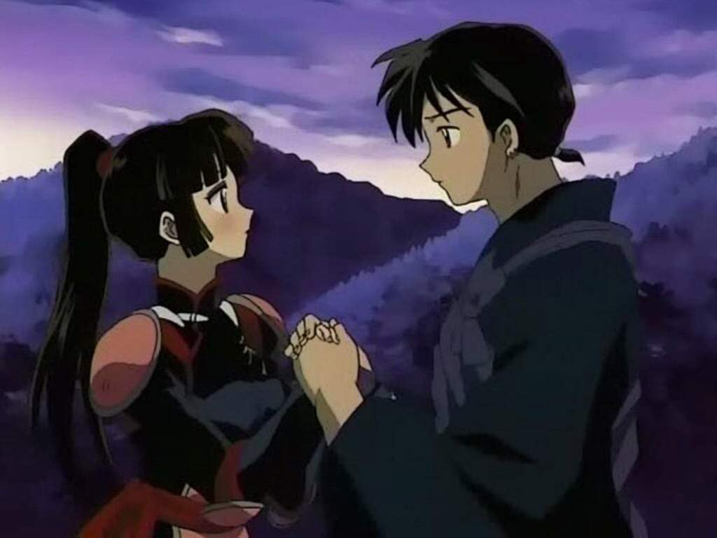 Sango X Miroku Inuyasha And The Feudal Ocs Amino