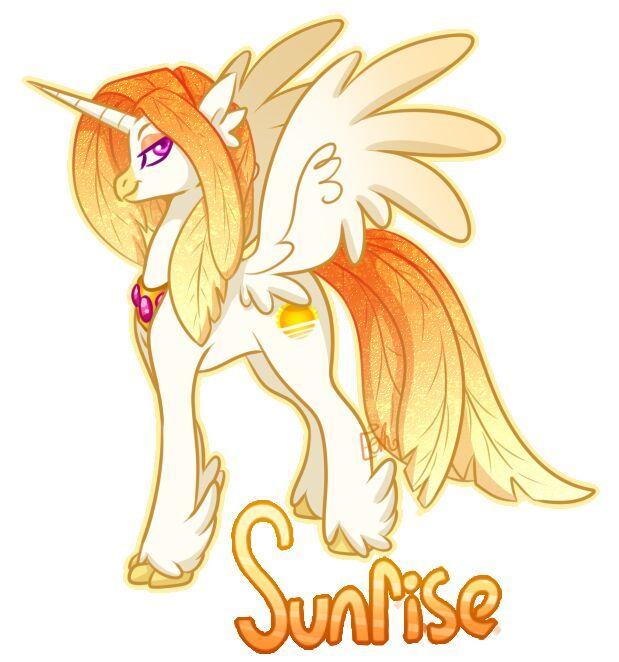 MlP Next Gen OC: Sunrise   Equestria Amino