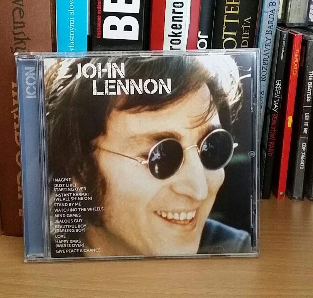 John Lennon Cd The Beatles Amino