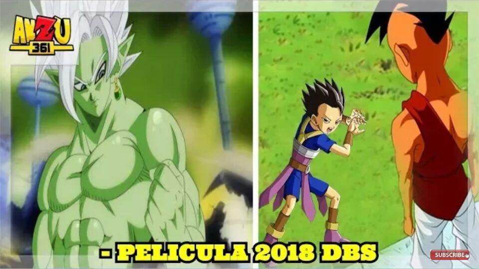 Nueva Pelicula 2018 Dragon Ball Español Amino