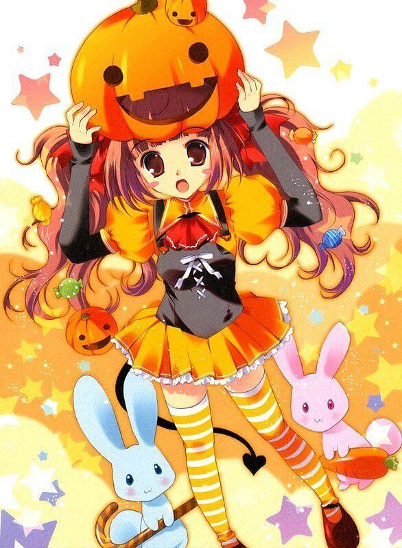 """Résultat de recherche d'images pour """"halloween manga"""""""