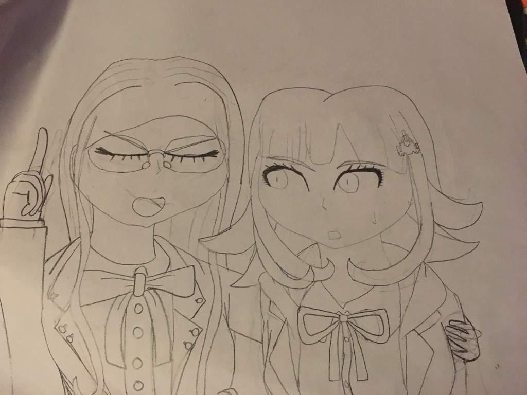 1b2eb93c9a9a Tsumugi and Chiaki