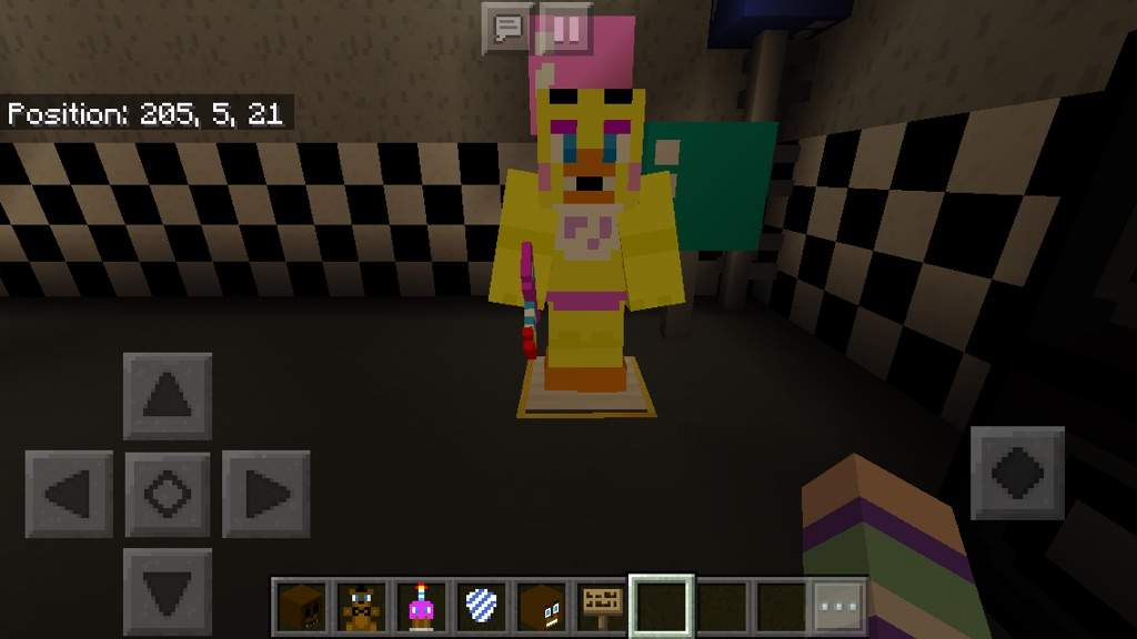 Fnaf 2 minecraft map | Five Nights At Freddy's Amino