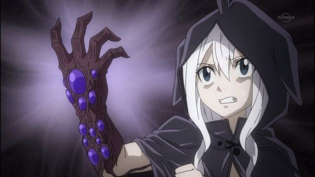 Mirajane True Form : Fairy tail, mirajane strauss, demon form.