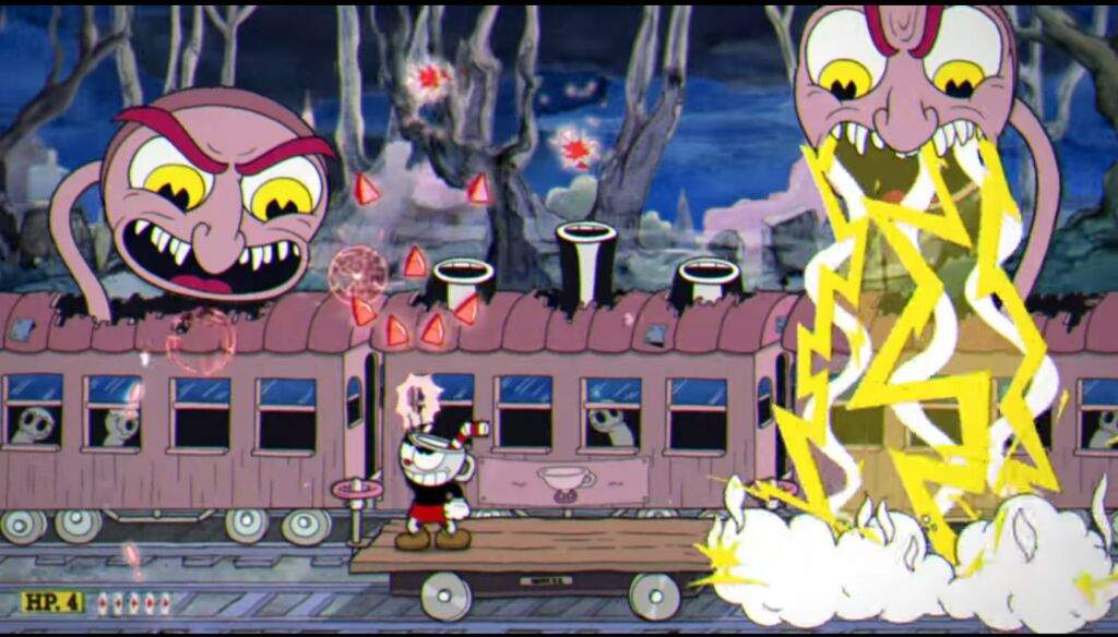 The Phantom Express | Wiki | Cuphead Official™ Amino