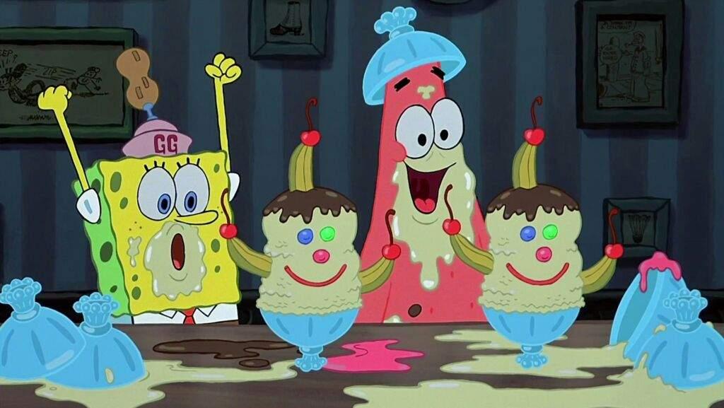 Bildergebnis für spongebob movie drunk
