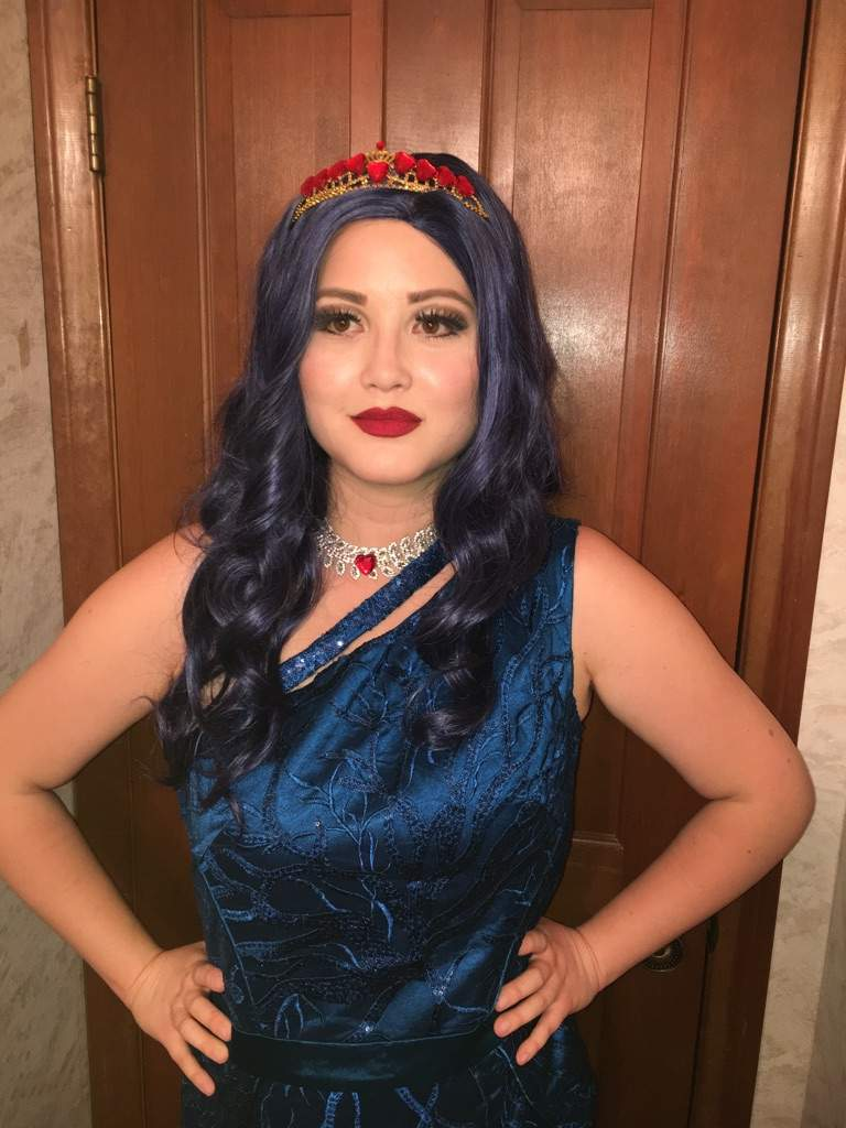 Cotillion Mal and Evie Descendants 2 costume | Cosplay Amino