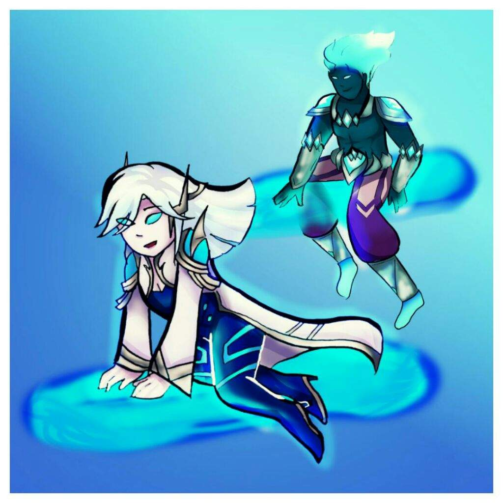 Mobile Legends Eudora And Gord | Anime Wallpaper