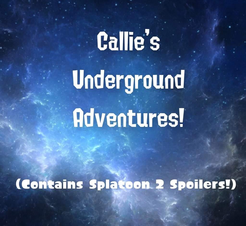Callie's Underground Adventures! -4- | Gmod Comic SPOILERS