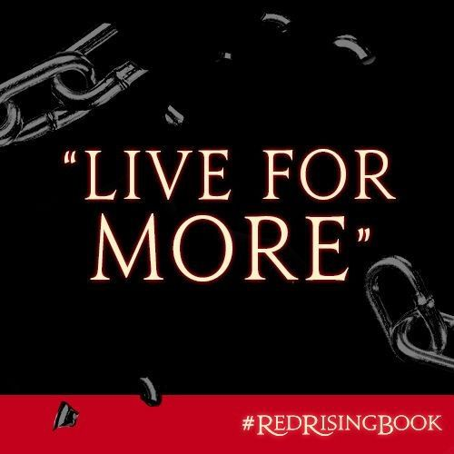 Red Rising Miscellaneous Facts | Pierce Brown-Red Rising