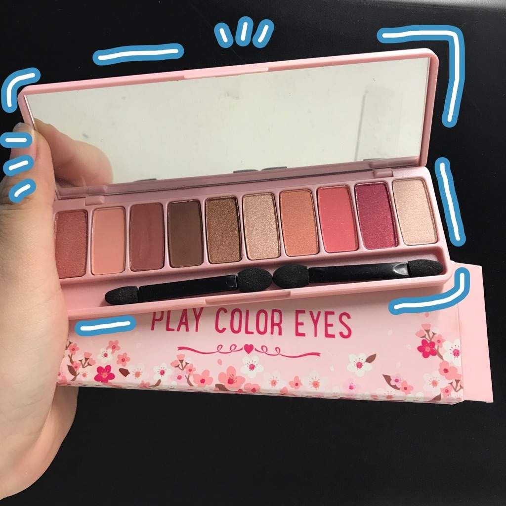 Etude House Play Color Eyes First Impression | Korean Beauty Amino