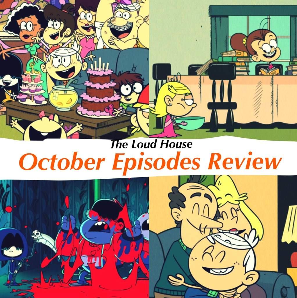 The loud house halloween episode