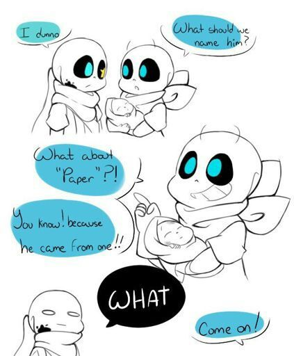 The story of how blueprint got hisher name undertale amino glitch human blueprint defies you so he 102117 malvernweather Choice Image