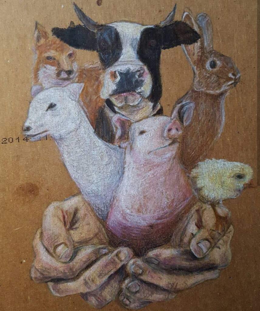 Vegan Oil Paint