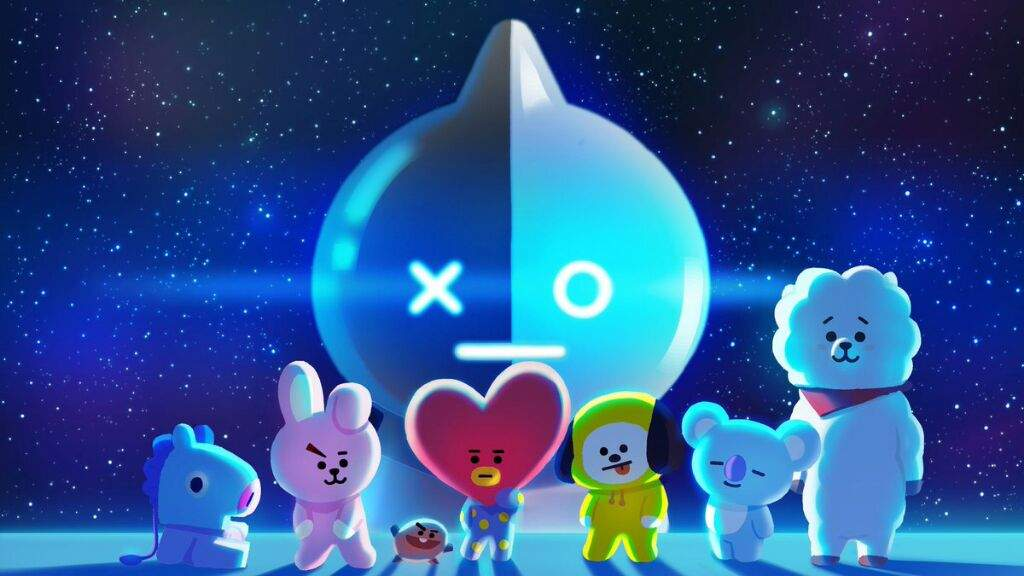 Tutorial Dibujos En Digital De Bt21 Army S Amino Amino