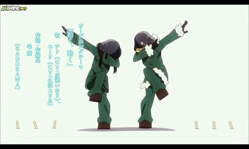 Monaka ultrainstinto y Unas lolis imitan un movimiento raro | •Anime ...