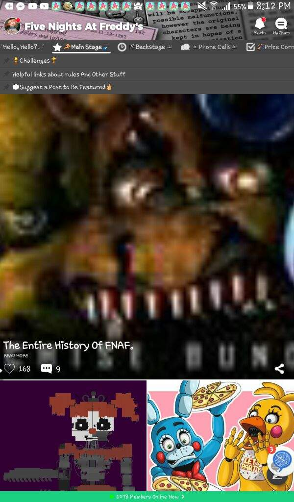 The Entire History Of FNAF  | Five Nights At Freddy's Amino