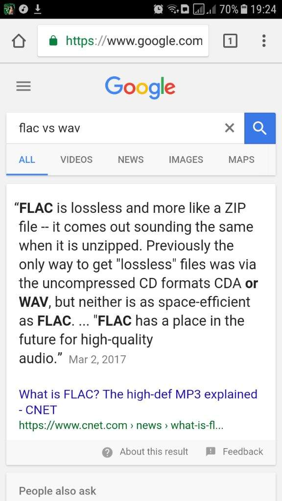 Flac is the best format!!! | Subliminal Users Amino