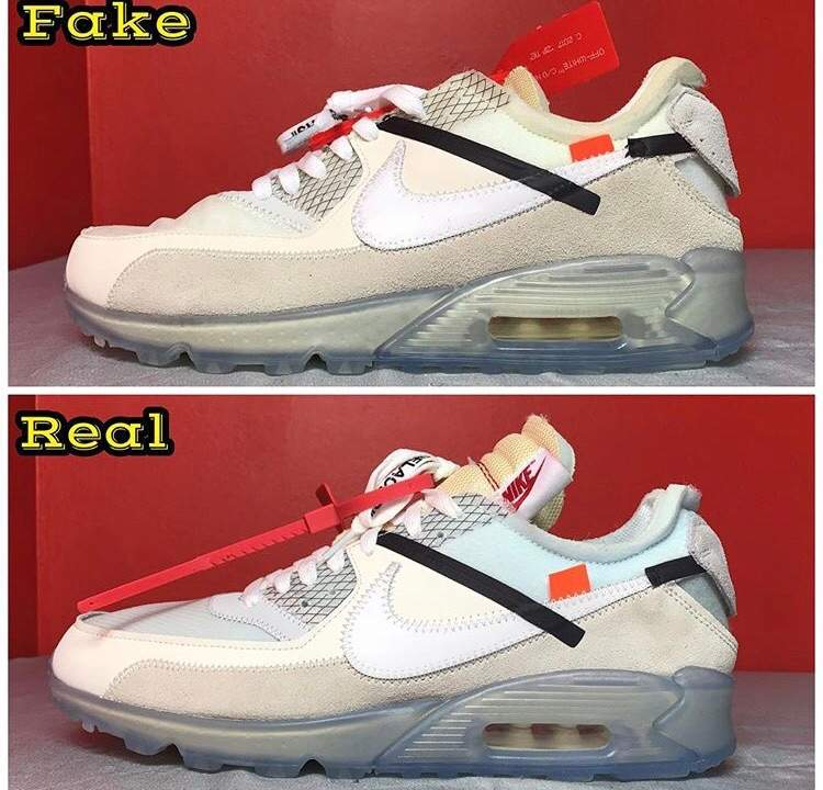 best authentic ca4ec 5de06 Real👍🏾 vs Fake👎🏾 | Sneakerheads Amino