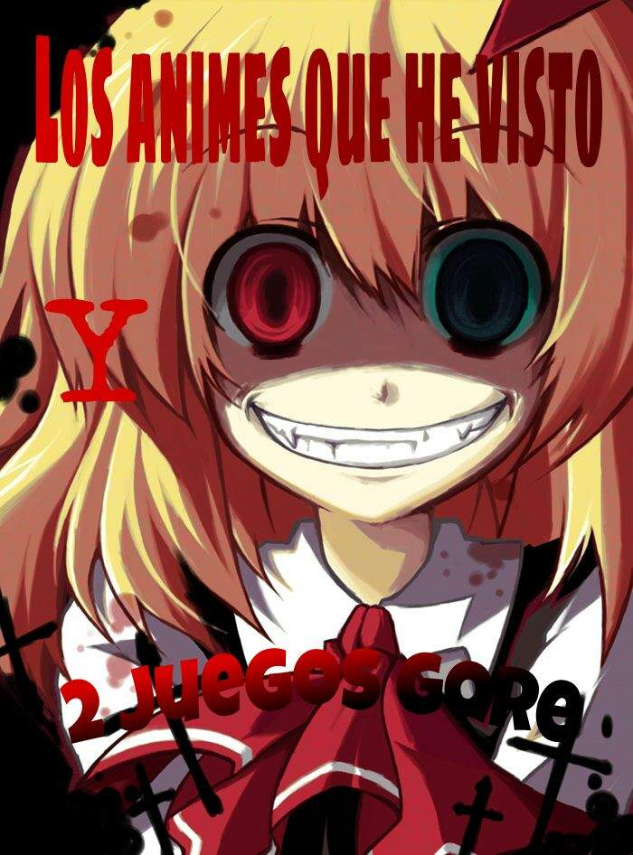 Los animes gore que conozco anime gore amino amino for Imagenes de anime gore