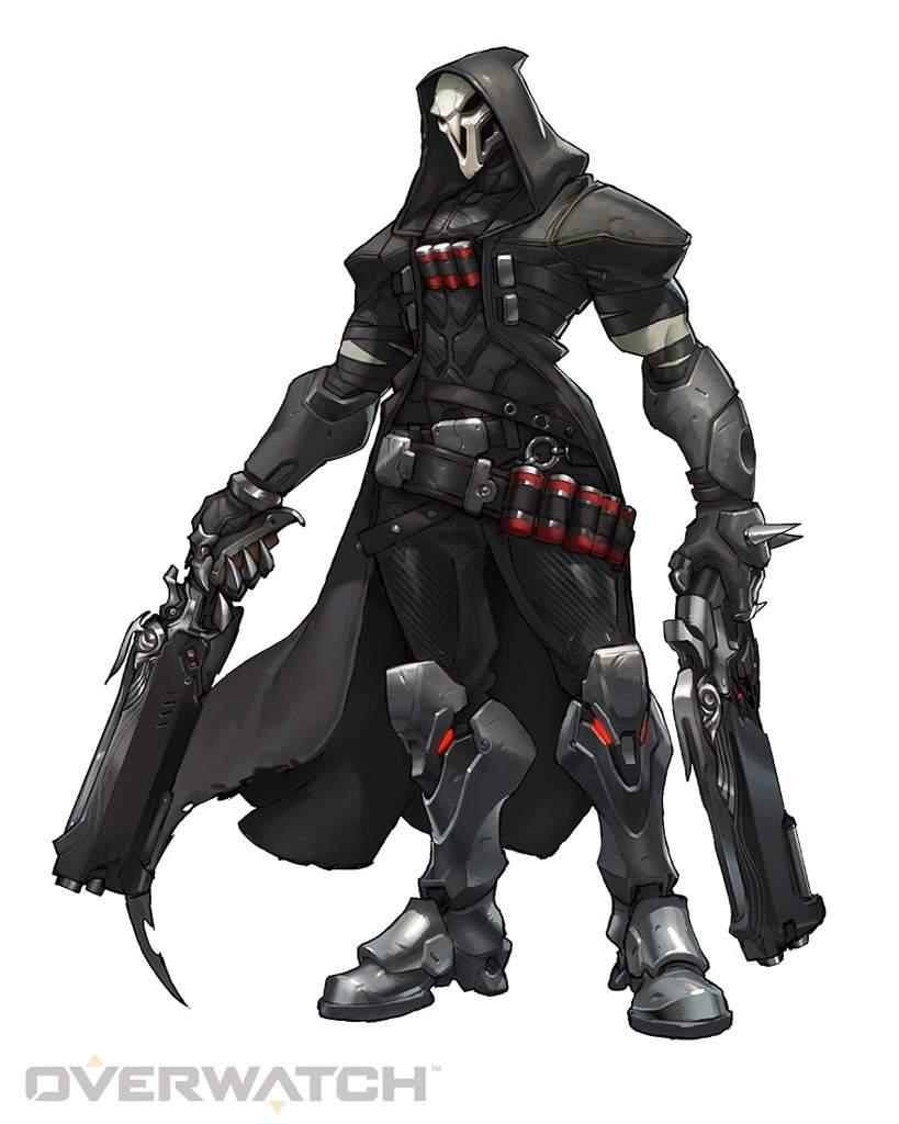 Reaper Subaru (Diabolik Lovers and Overwatch Crossover