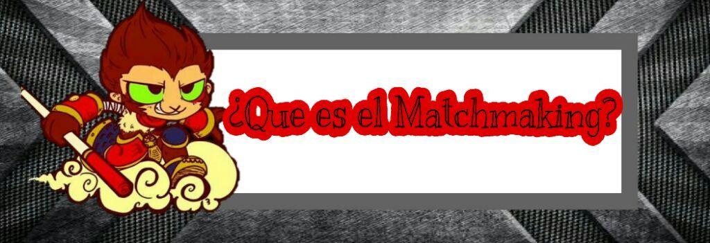 enighet matchmaking Server