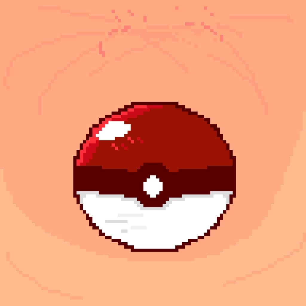 Pokeball Pixel Art Pokemon Brick Bronze Amino