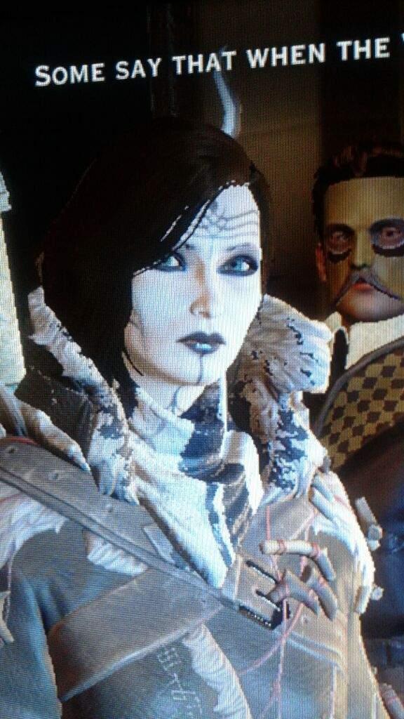 Mini intro to Irinthiel of Clan Irithdûr | Dragon Age Roleplay Amino