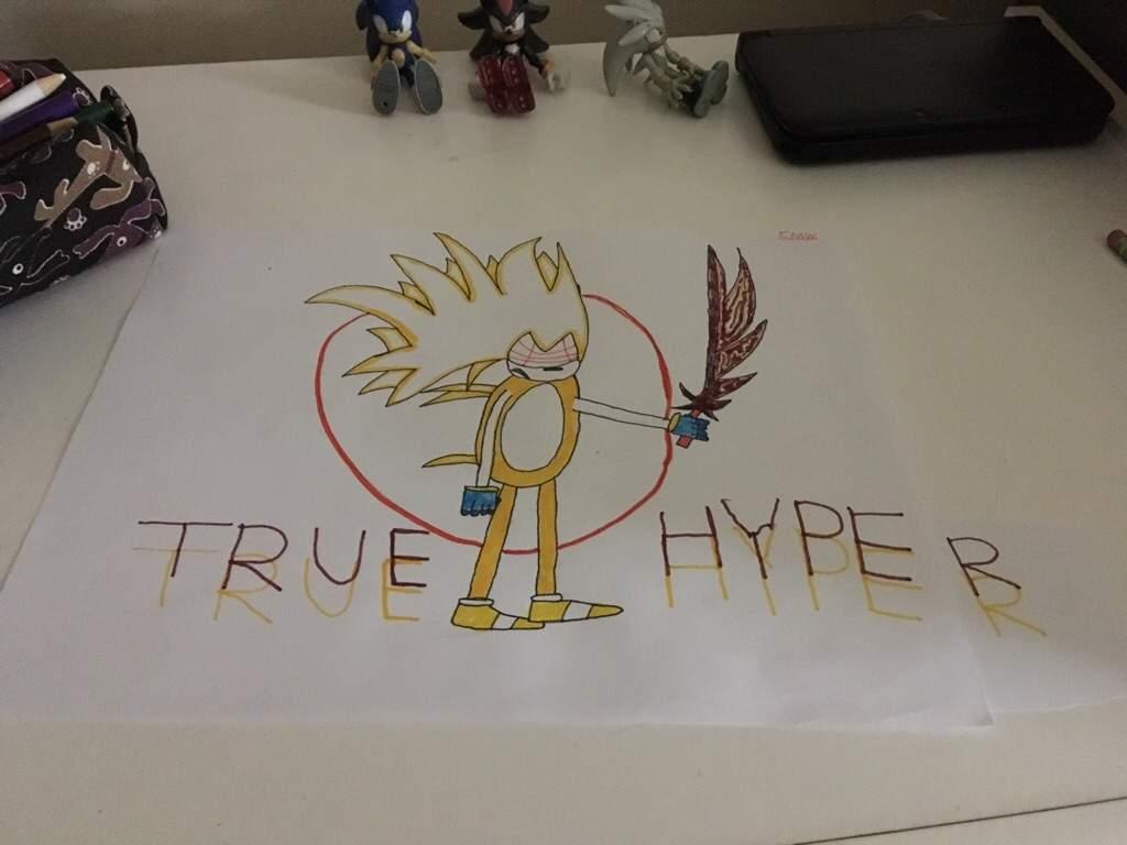 true hyper sonic qfp sonic the hedgehog amino