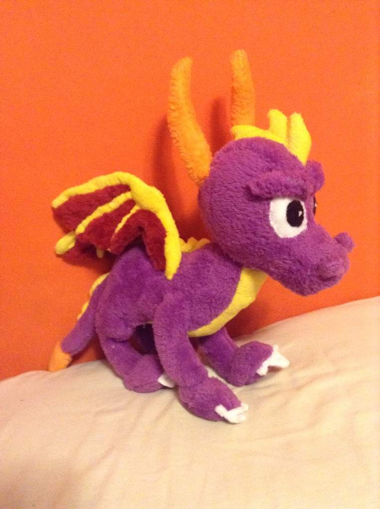 Spyro the Dragon Plush | Sewing Amino Amino