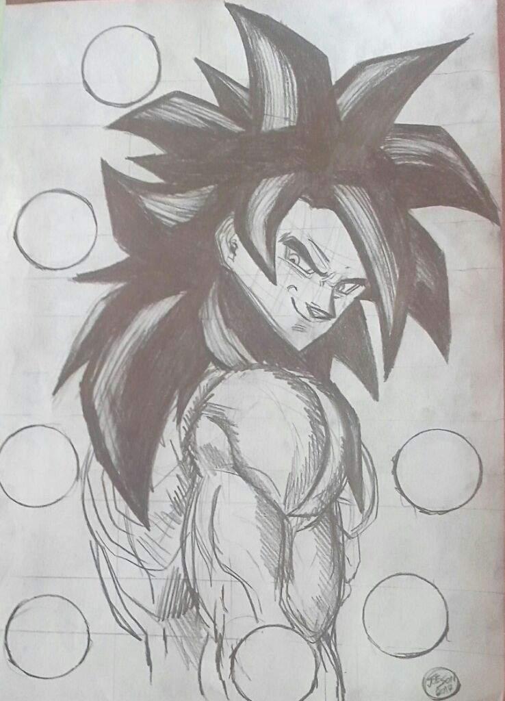 Goku Ssj4 Mangaworld Amino